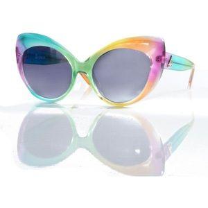 UNIF Rainbow Sunglasses Like New
